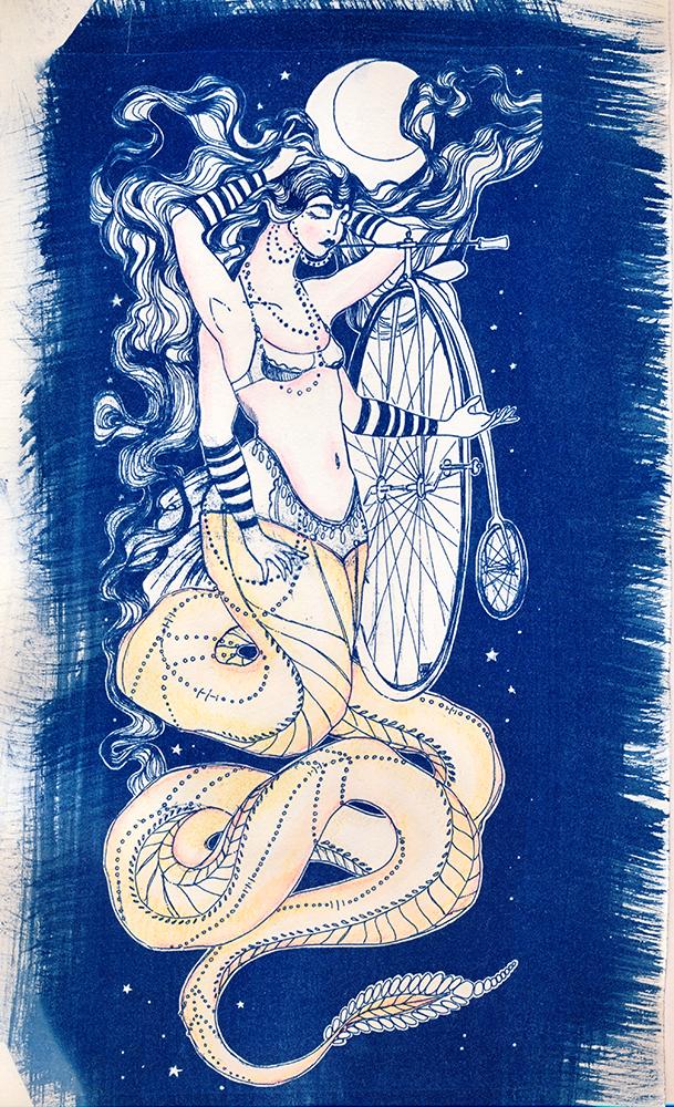 I Need a Man Like a Serpent Needs a Bicycle