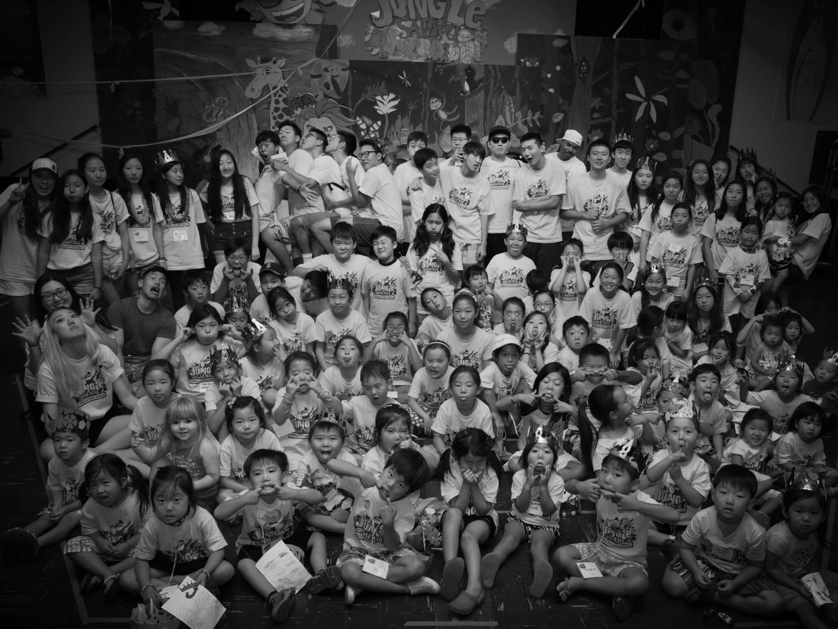 Children grades 1-6.