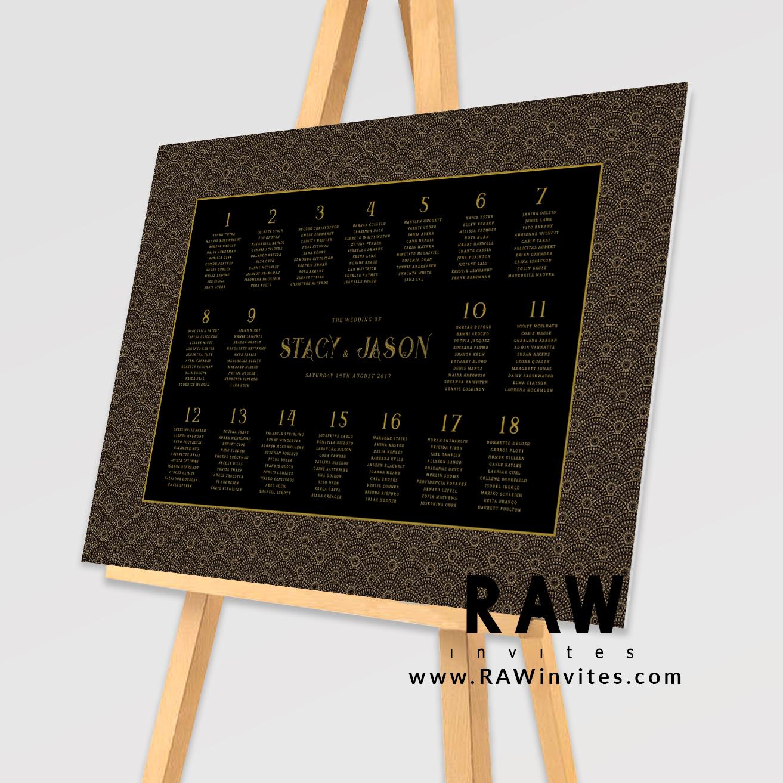 TablePlan - Rupal(Black)