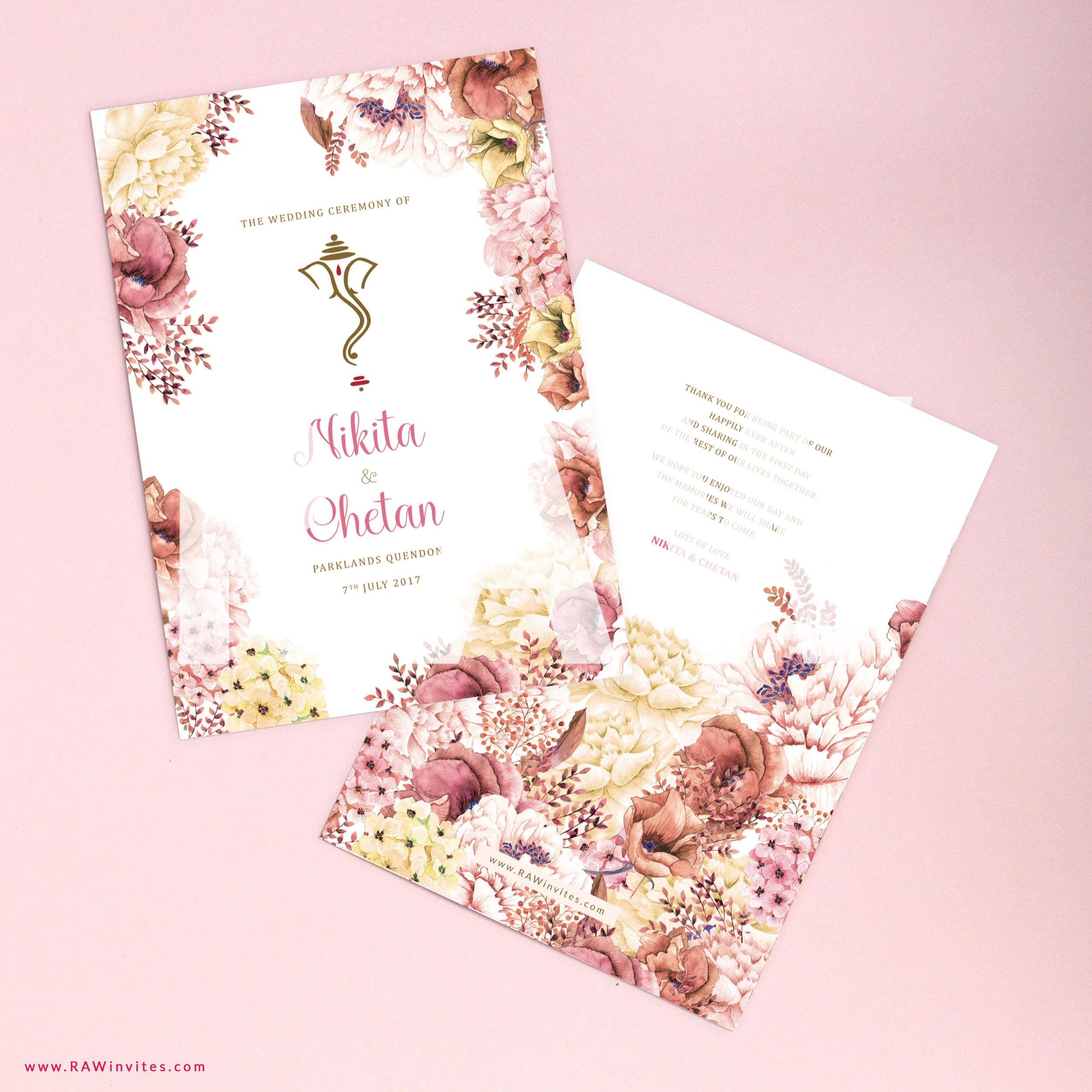 OOS - Tia Autumn Booklet