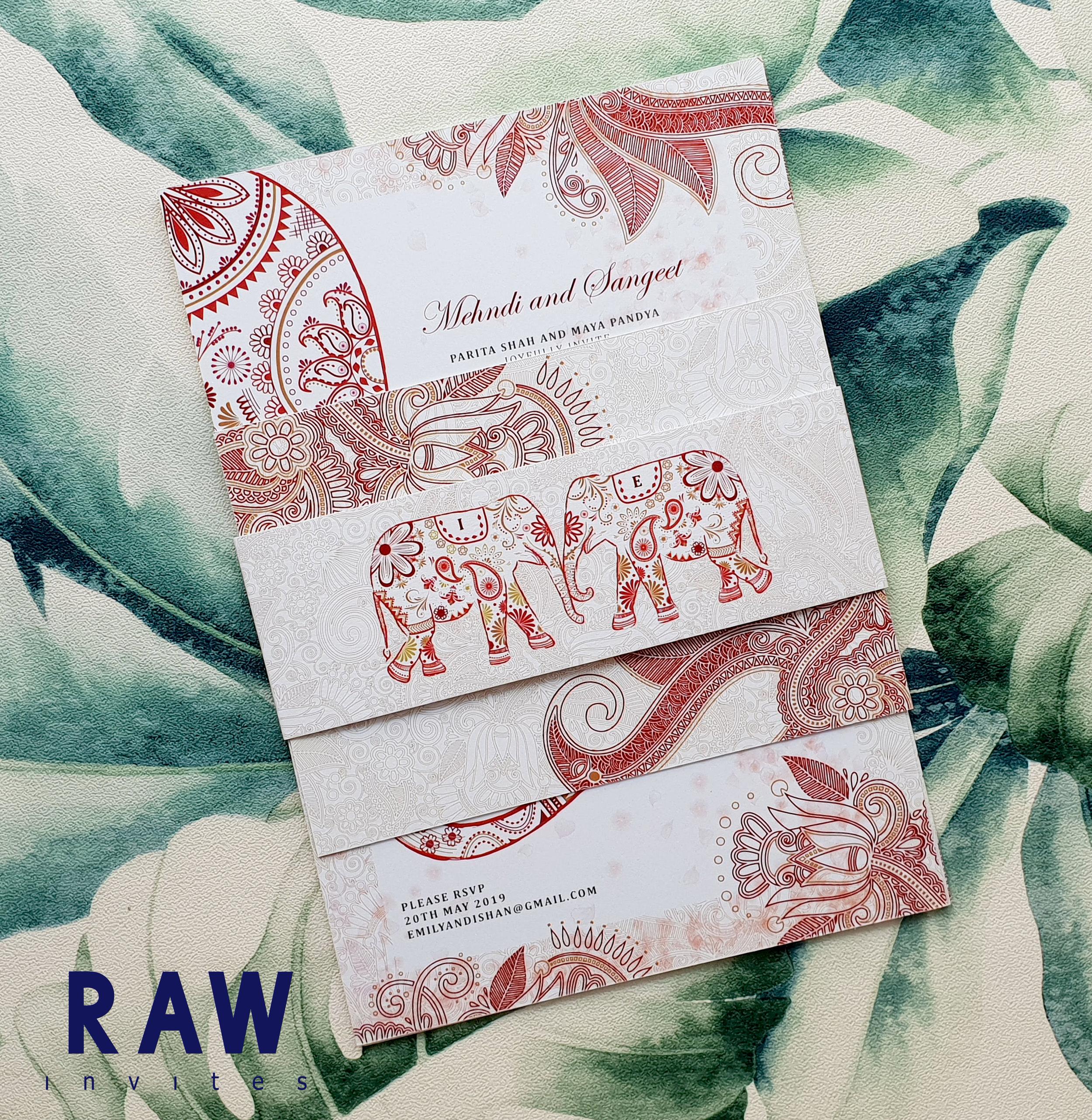 Rakhi-Rani (Red) - video coming soon