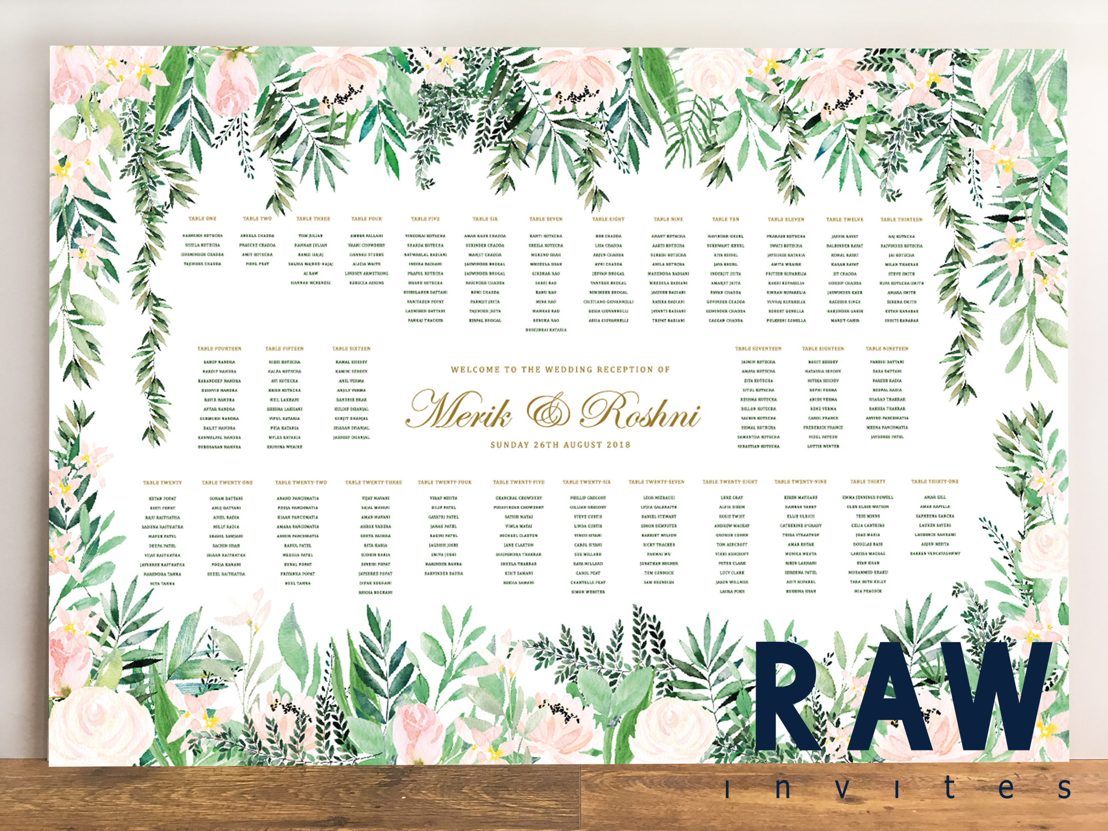 Merik & Roshni (Welcome to the jungle)
