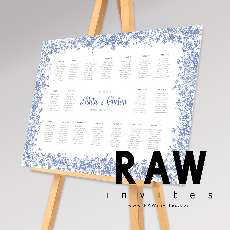 TablePlan - Jassi(Blue)