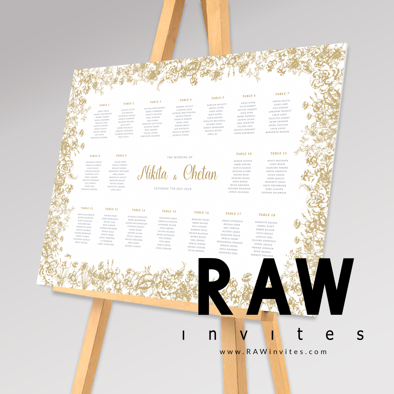 TablePlan - Jassi(Gold)