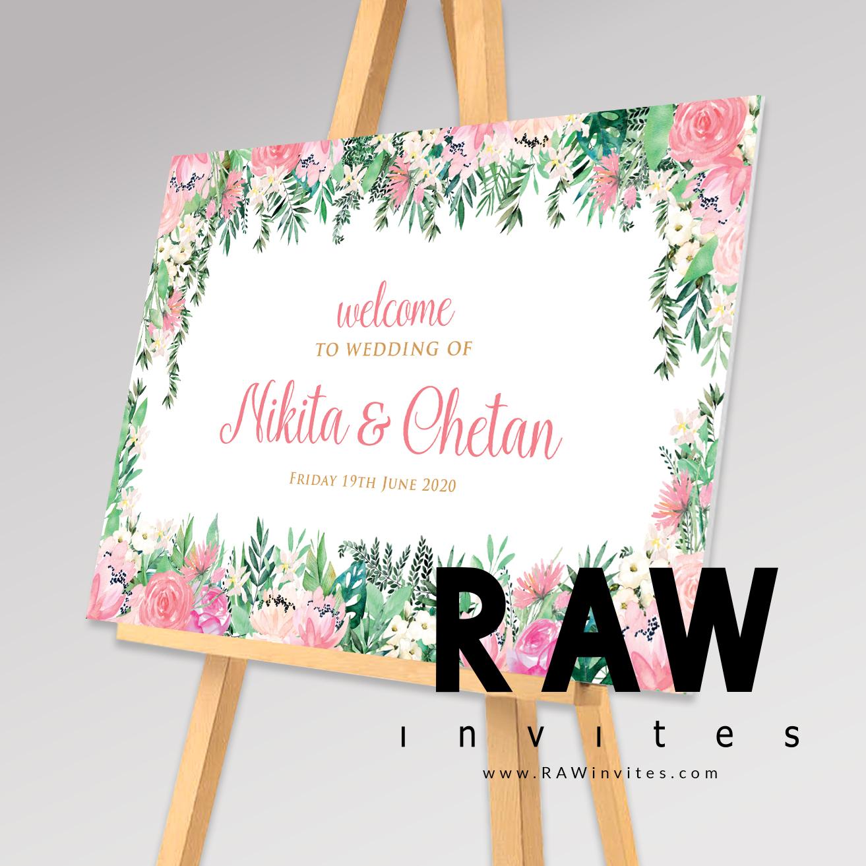 Roshni - Welcome Board