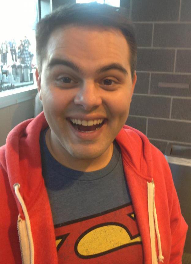 Brian Losoya, Programmer and Social Media Director