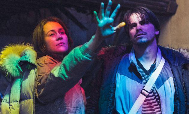 Ensemble cast members Iva Gocheva & Jason Ritter