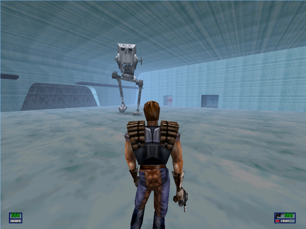 Shadows of the Empire , N64