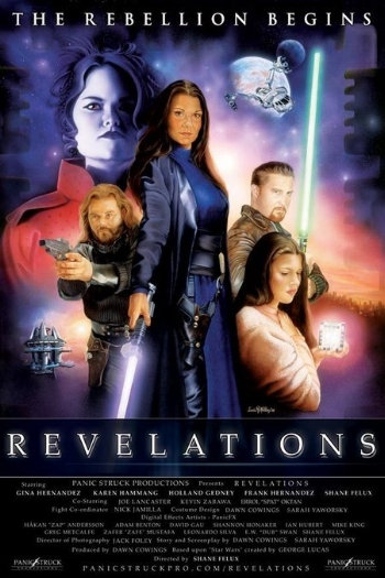 REVELATIONS poster