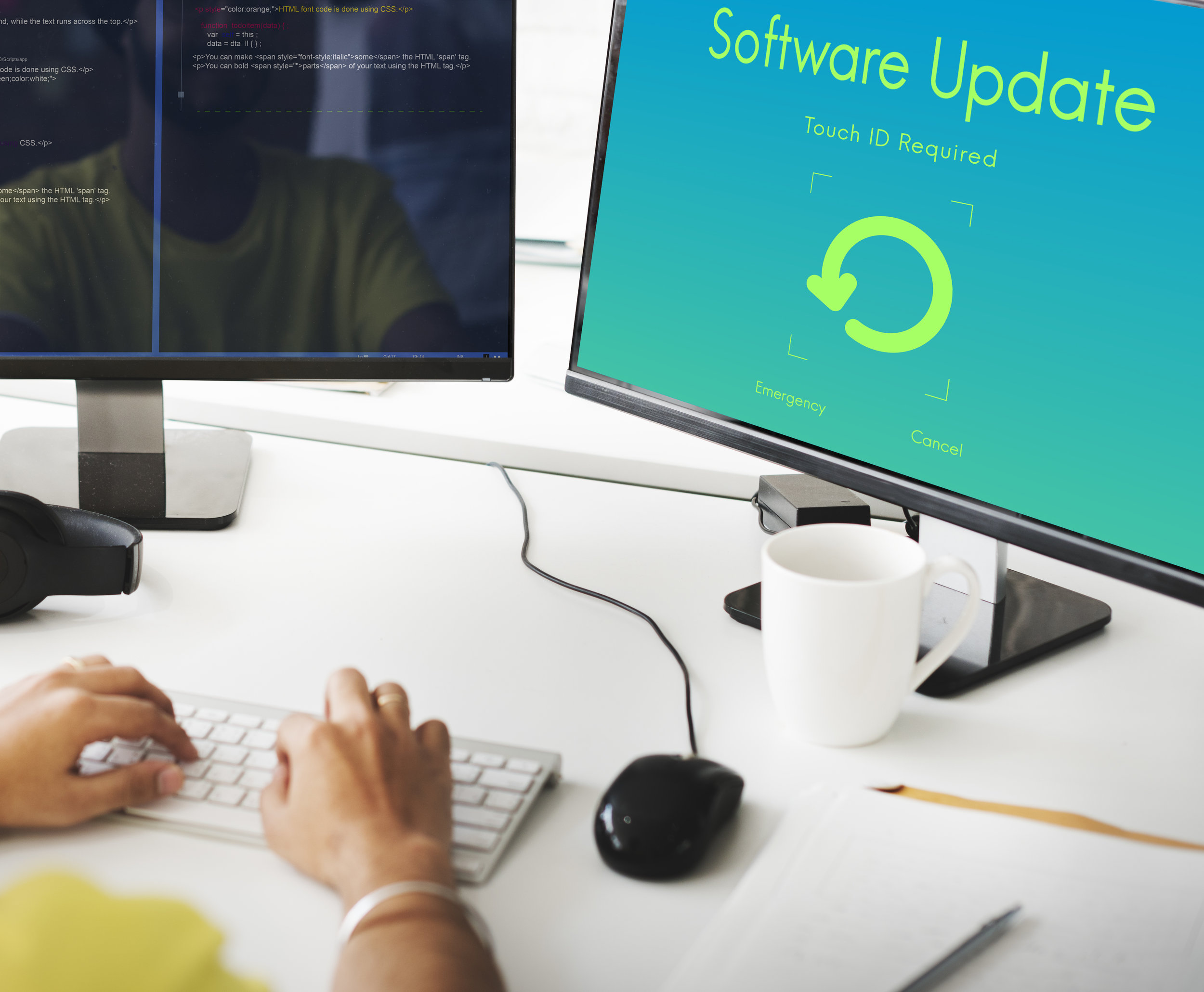 Software - From operating systems to third-party applications, I can troubleshoot any piece of software that is, or runs, on Mac OSX. From installations to upgrades and everything in between, rest-assured we'll get you updated in no time!