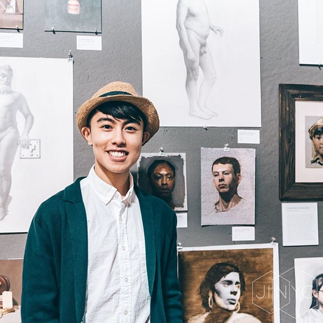 Recently had the honor of covering the year-end student art show at the @grandcentralatelier as part of the @licartsopen; featuring illustrations, oil paintings, and sculpture pieces from some of the most up-and-coming contemporary realism artists who study here from around the world.  Here are some of my favorite shots from this very special event! 👩🏼🎨🖼 * See more work at www.jinnewyork.com! * * * * #art #artist #artists #painting #drawing #eventphotographer #photography #nycphotographer #mynikonlife #nikon #d750 #dslr #photographer #nyc #ny #newyork #newyorkcity #artistsoninstagram #artshow #contemporaryrealism #lic #lightroom #artgallery #lifestyle #mood #vibes #aesthetic #love #fineart #artlife
