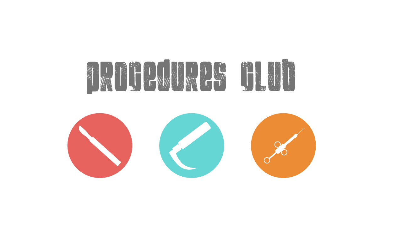 Must know procedures in Emergency Medicine