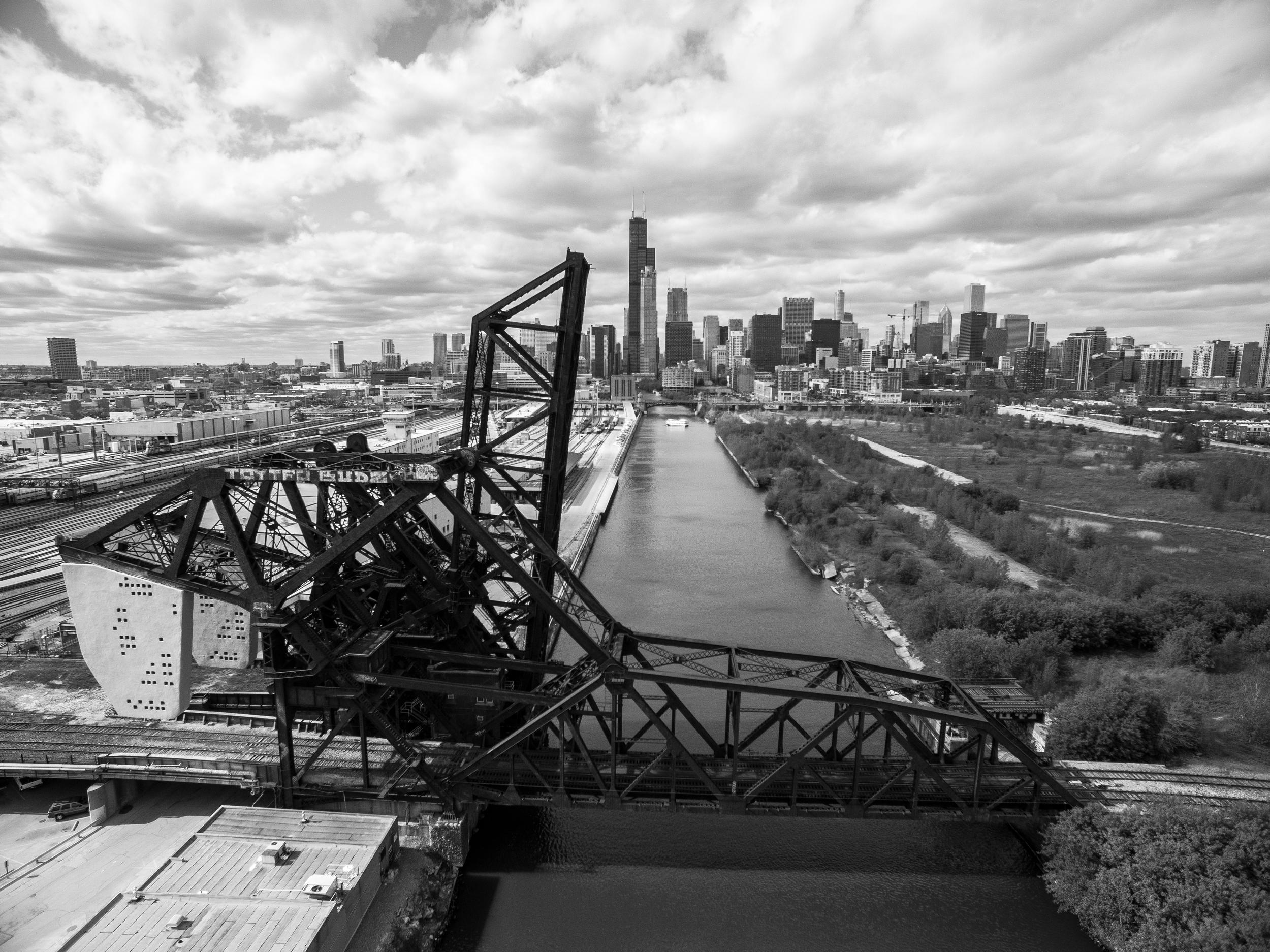 St. Charles Air Bridge, Chicago