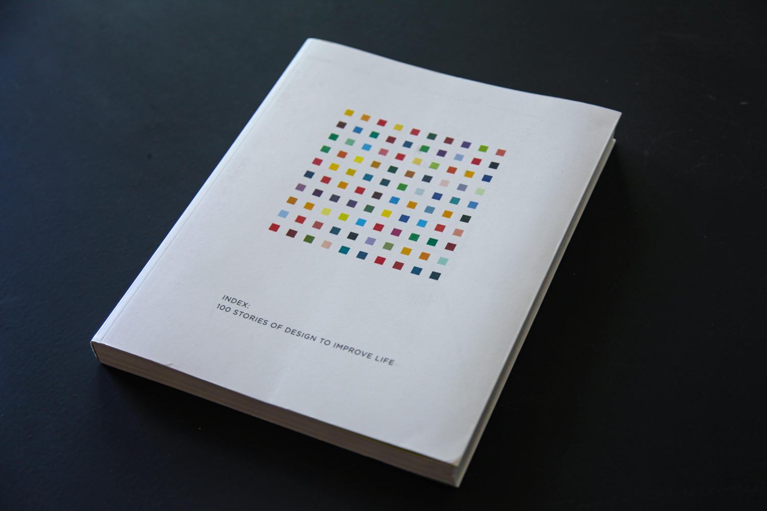 INDEX: 100 stories of design to improve life. The book about the international INDEX: Award exhibition and projects.