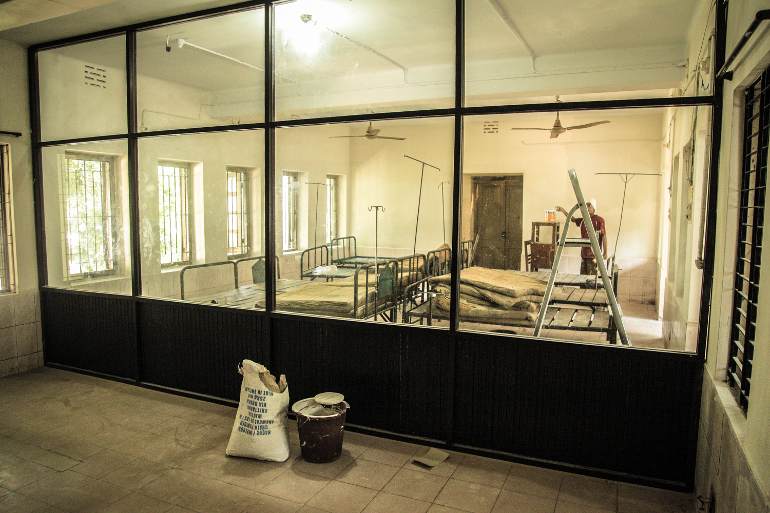 A new maternity ward is opening soon, as the hospital expands