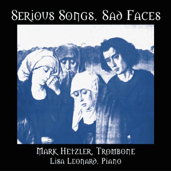 Serious Songs, Sad Faces - 2003    Summit Records (DCD 347)