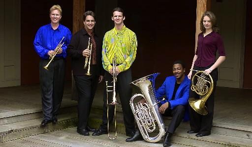 The Empire Brass Quintet