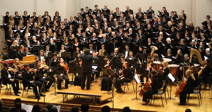 UW Symphony Orchestra and Choral Union
