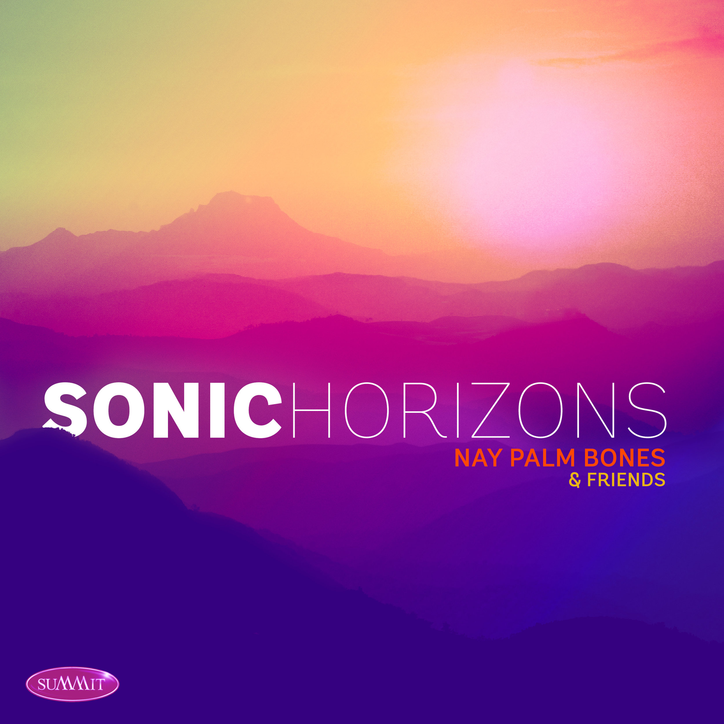 Sonic Horizons - Nay Palm Bones  - 2018  Summit Records (DCD 729)