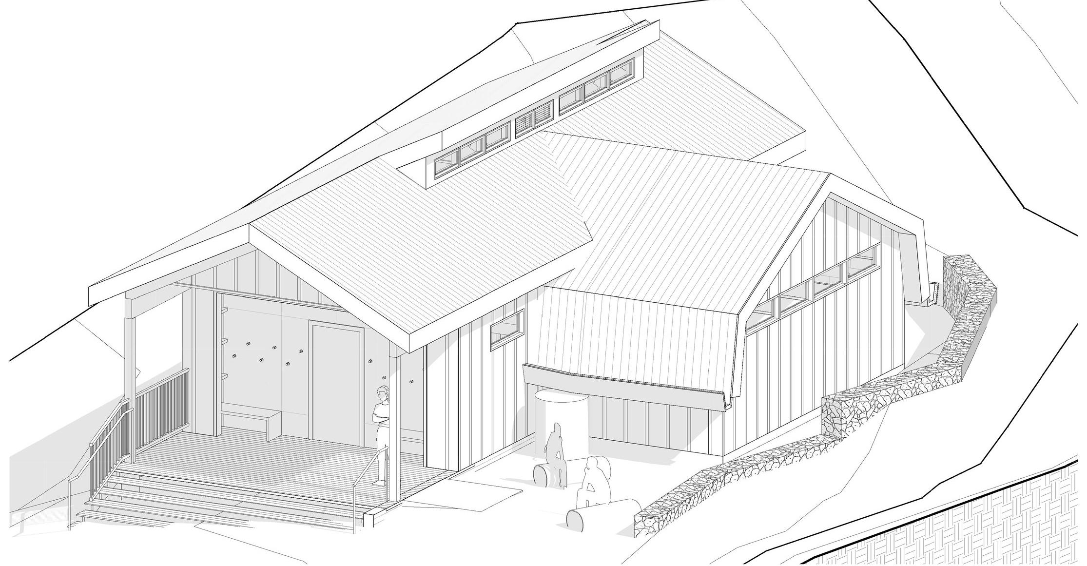 Cabin Design: Perspective