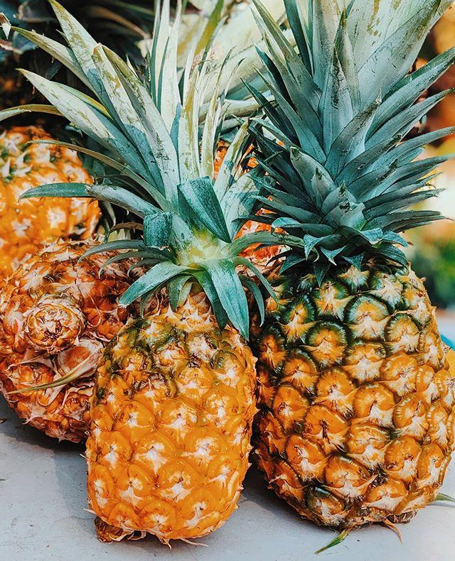Florida perks 🍍💁 Pineapple from Boondox Tropicals . . . #summer #summertime #Gainesville #healthyeating #saturdayvibes #handpickedGNV #whyilovegnv #iamgainesville  #lovelocal #Hailefarmersmarket #farmersmarket #localveggies #supportsmallbusiness #supportlocal #supportlocaleverything #supportlocalfarms #supportlocalfarmers #supportlocalcraft #supportlocalmusic #localmusic #Goodvibes #gainesvilleflorida #floridafarmers #floridafarmersmarket