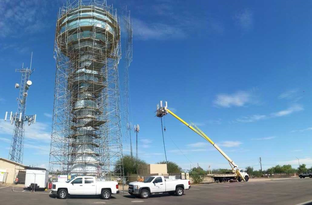 City of Mesa, Falcon Field Water Tower