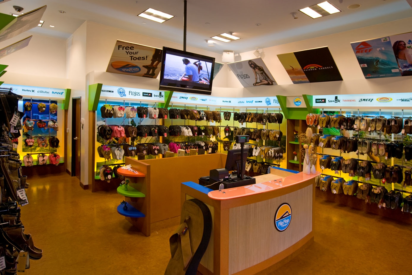 Flip Flop Shops  Nationwide