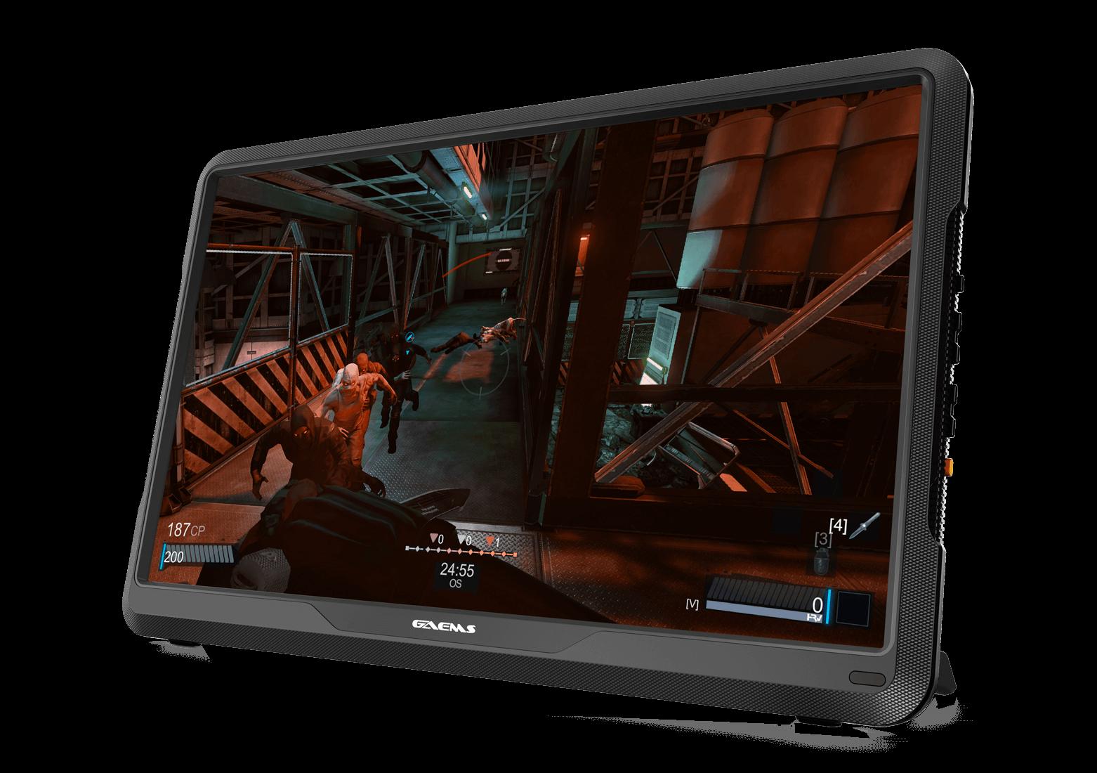 GAEMS - M155 Potable Gaming Monitor