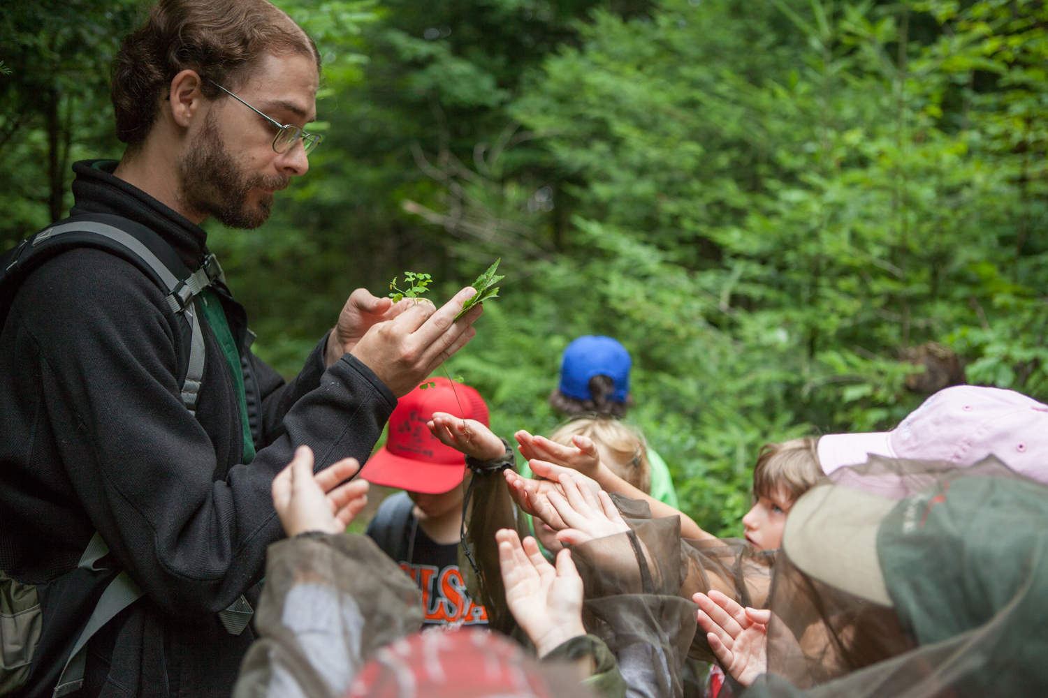 The staff brings a diversity of recreation, historic, artistic and environmental education to the camp's programming. They are committed to teaching all generations an appreciation of the great outdoors.