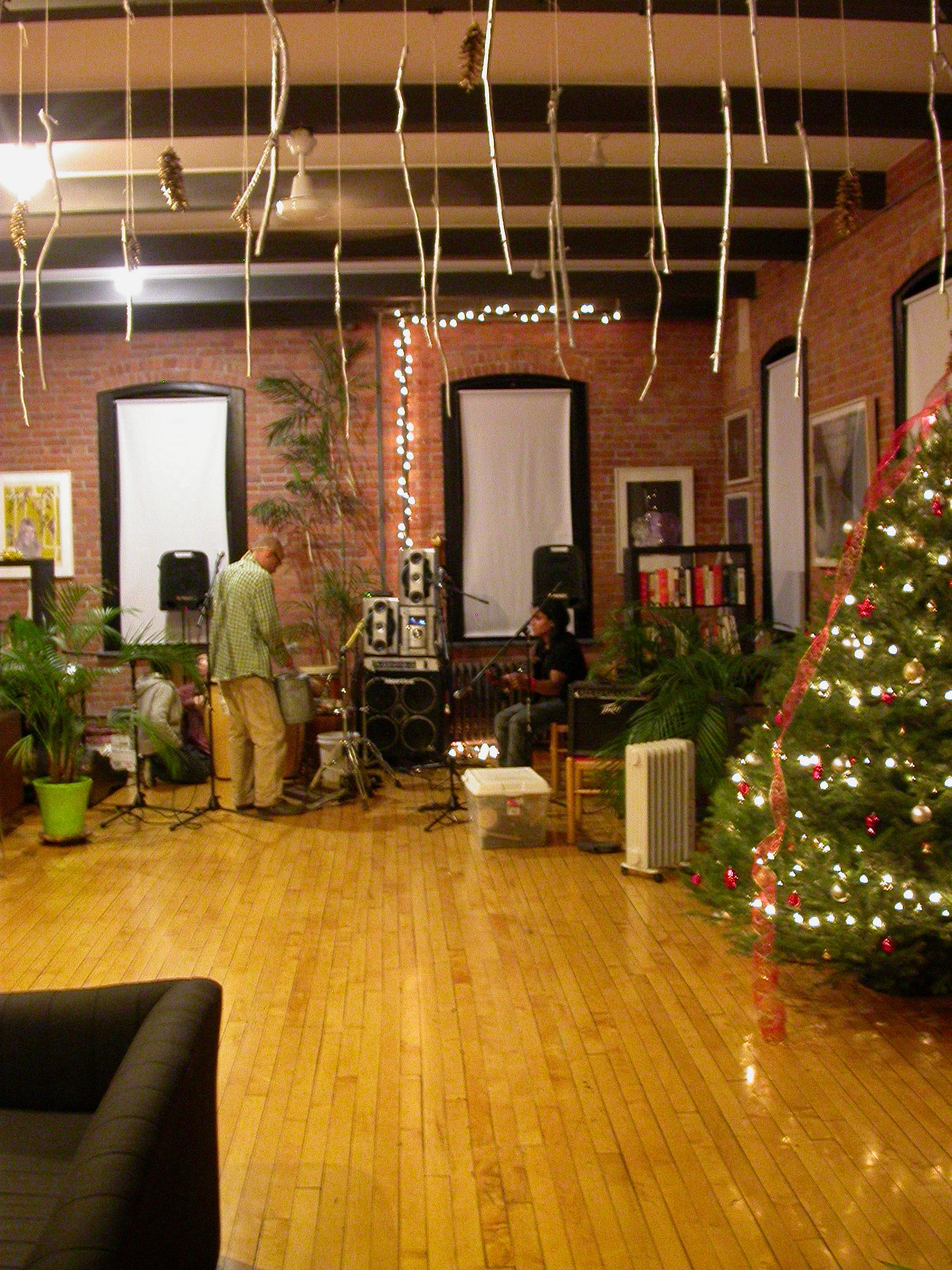 Building Holiday Party (Beahive 2009)