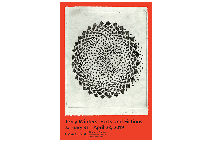Terry Winters: Facts and Fictions    UMass Amherst, Fine Arts Center, University Museum of Contemporary Art, Amherst, MA  Opening Reception: Wednesday, January 30, 5-7pm  January 31 - April 28, 2019