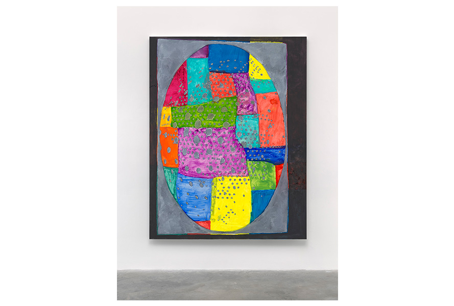 Terry Winters: New Work    Tobias Mueller Modern Art, Zurich, Switzerland  June 7- September 27, 2019