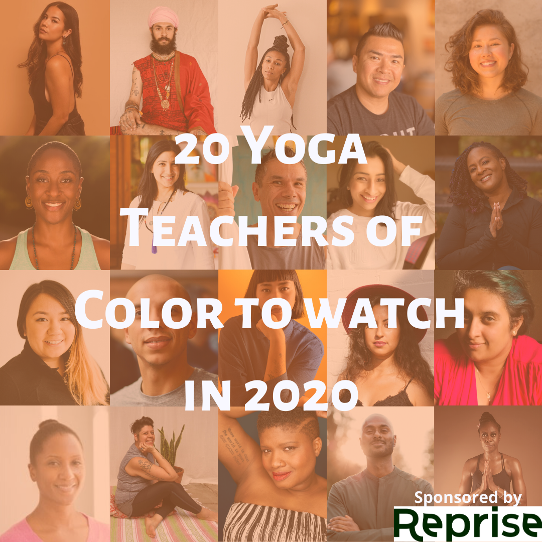20 Yoga Teachers Of Color To Watch In 2020 Yogawalla