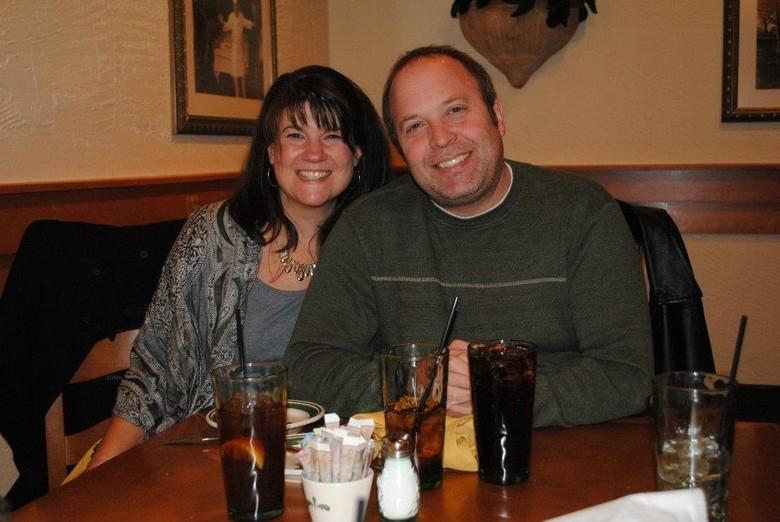 Pastor Wayne and Kristan