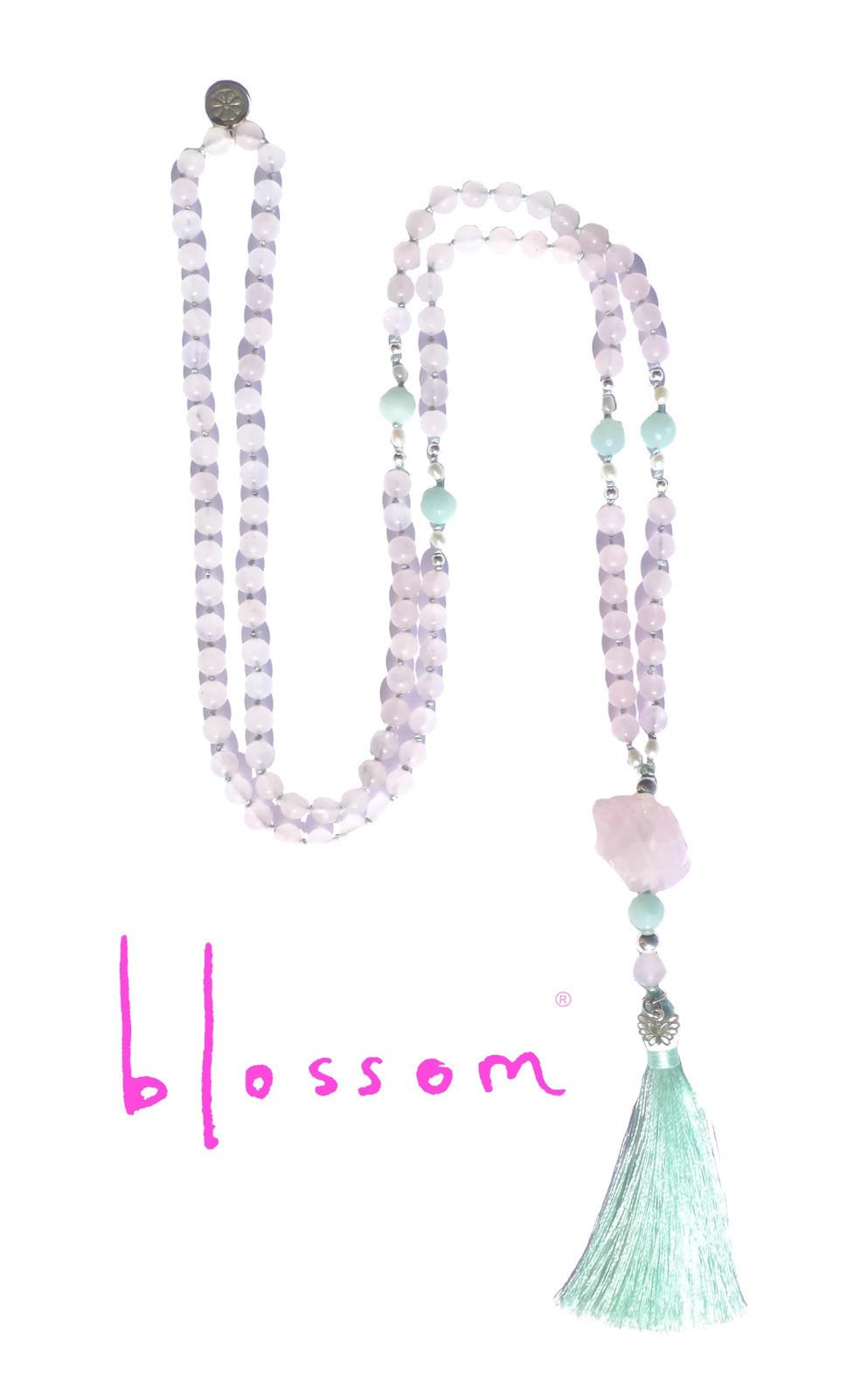 """blossom """"I Am Calm"""" Mala"""