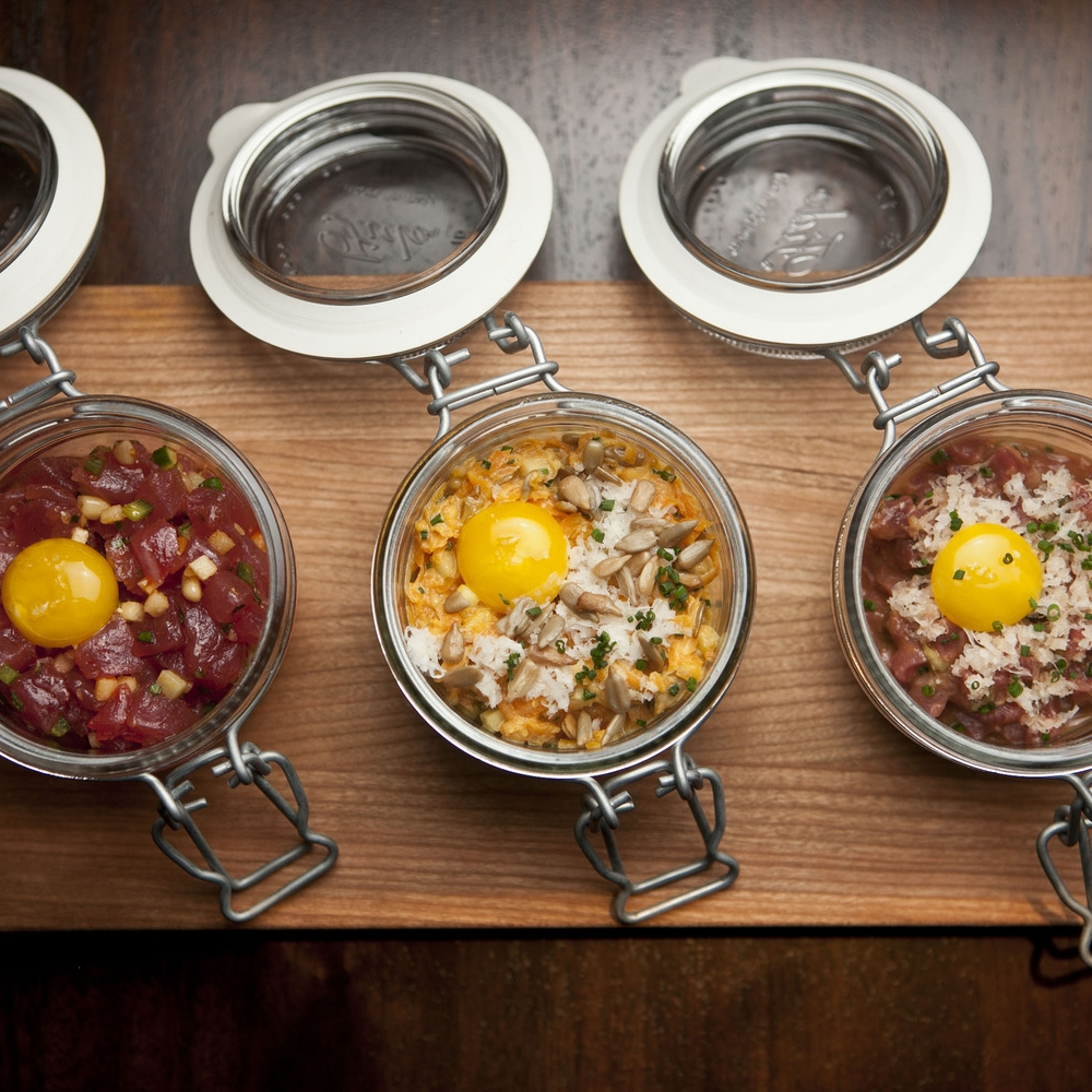 The Classic Beef Tartare Gets An Update