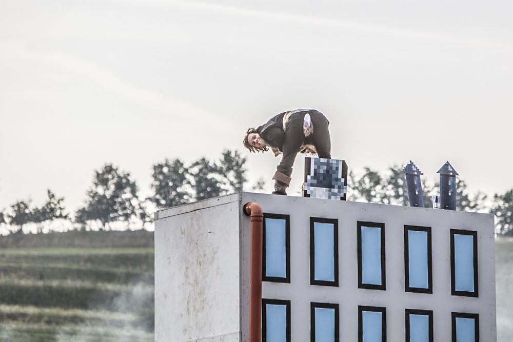 Ripped Pants - Pasha Petkuns