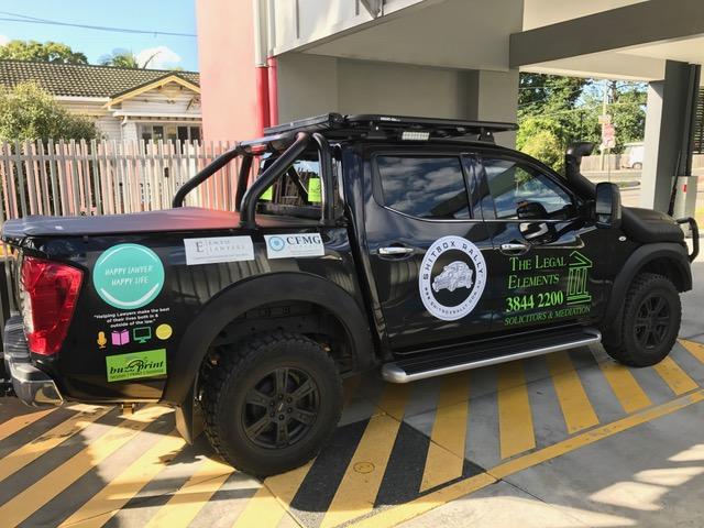 ShitBox Rally 2018 Sponsorship