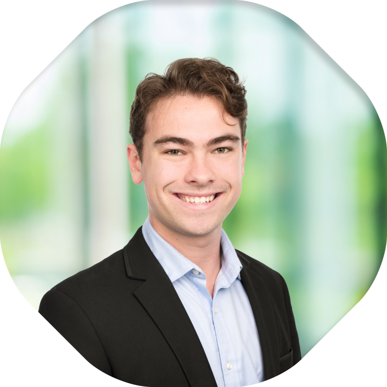 Jack MacDonald   Jack joined the CFMG Capital team in early 2019 as one of our friendly Customer Service consultants, but has recently made the switch to our Finance department as our Financial Assistant.