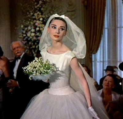 Audrey Hepburn as Jo Stockton