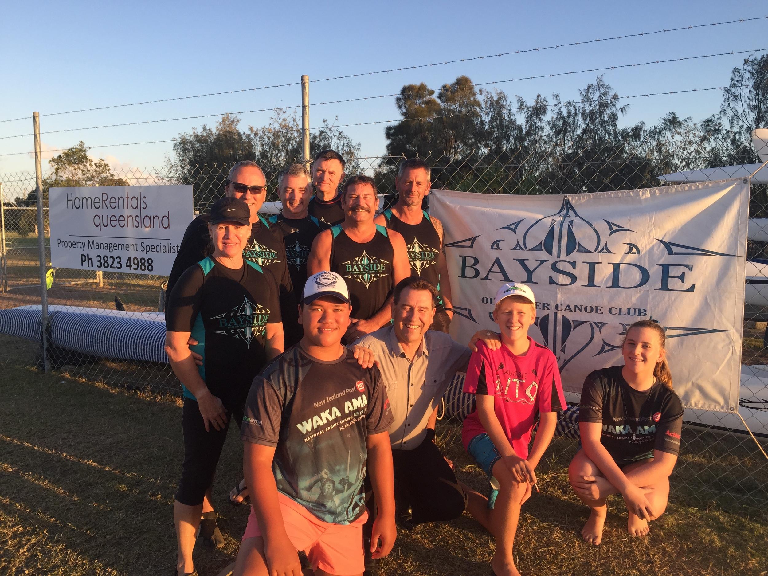 Bayside Outrigger Canoe Club