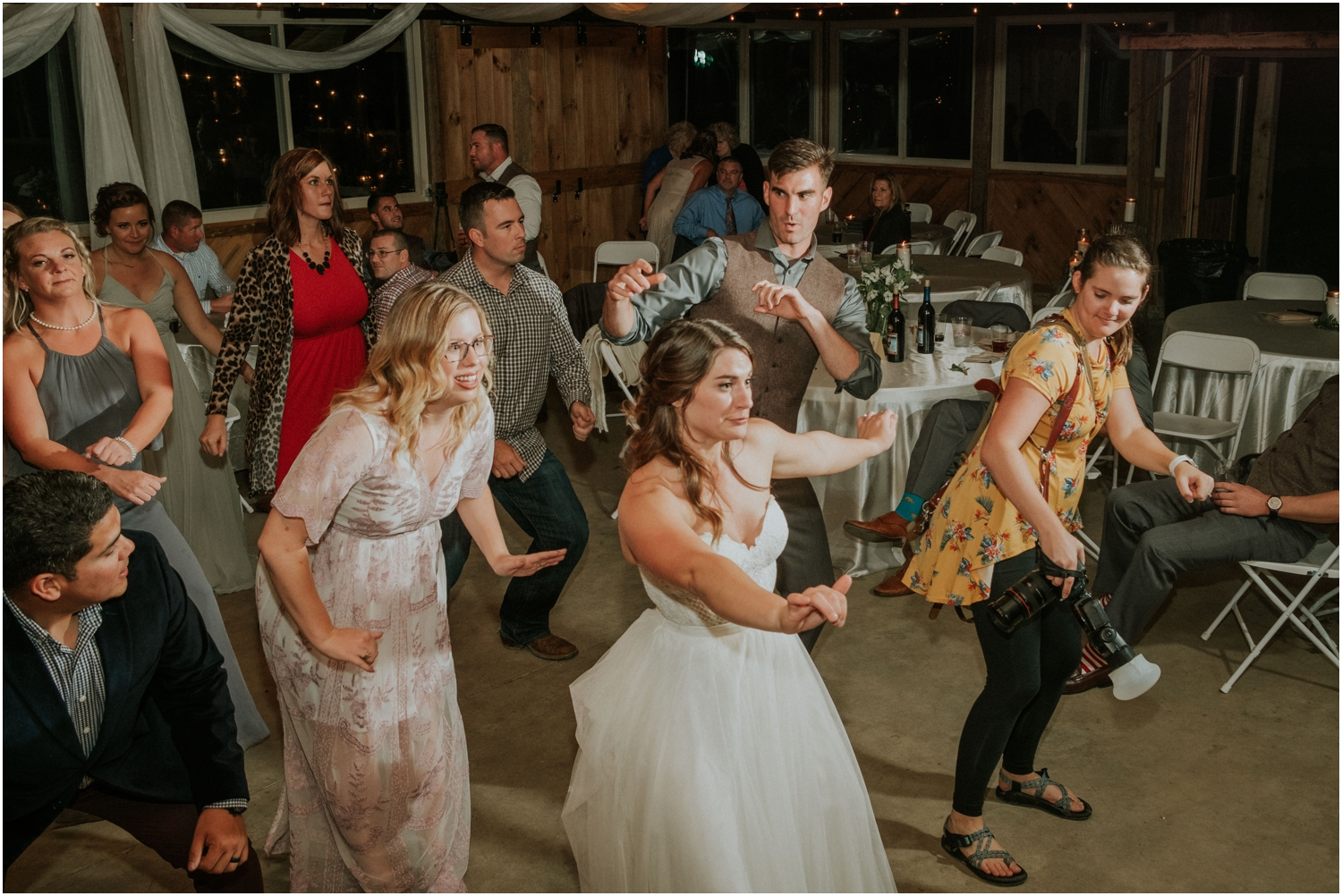 Like I said earlier- I WILL wobble with you at your wedding.