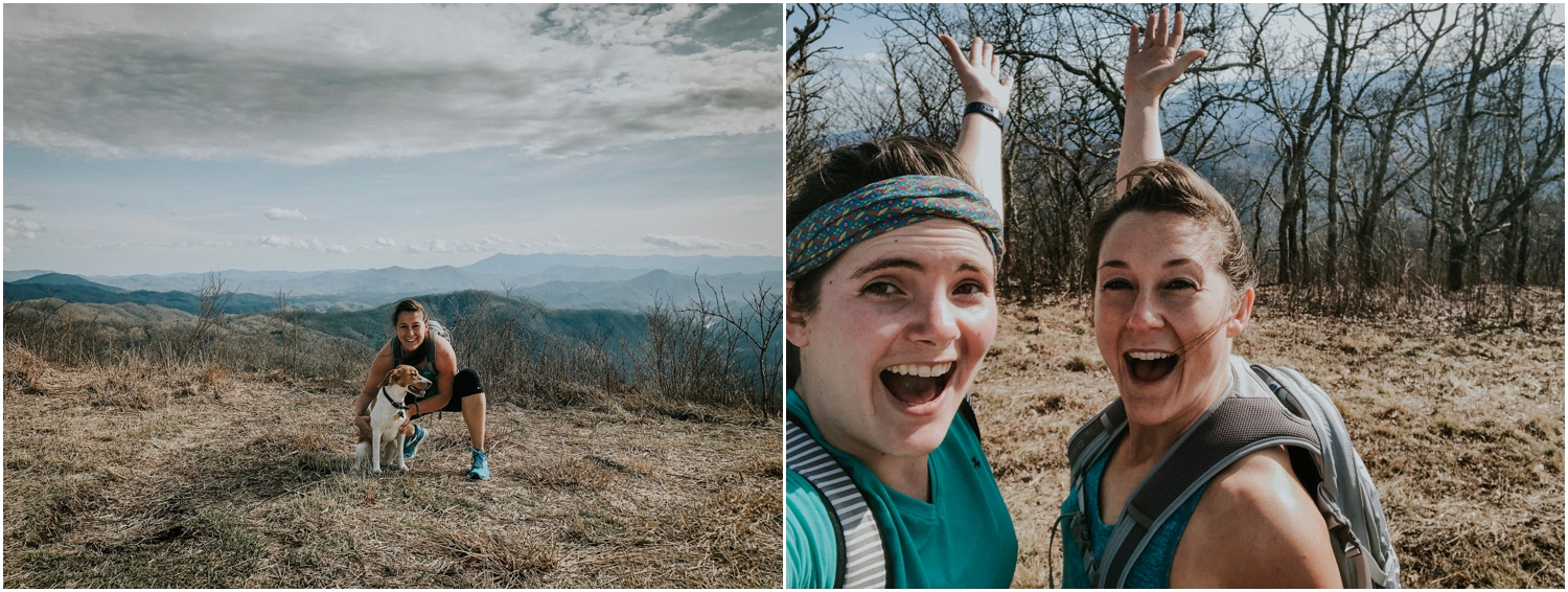 Started the year with a trip to the Beauty Spot with my best friend Sarah, and beagle nephew Props…