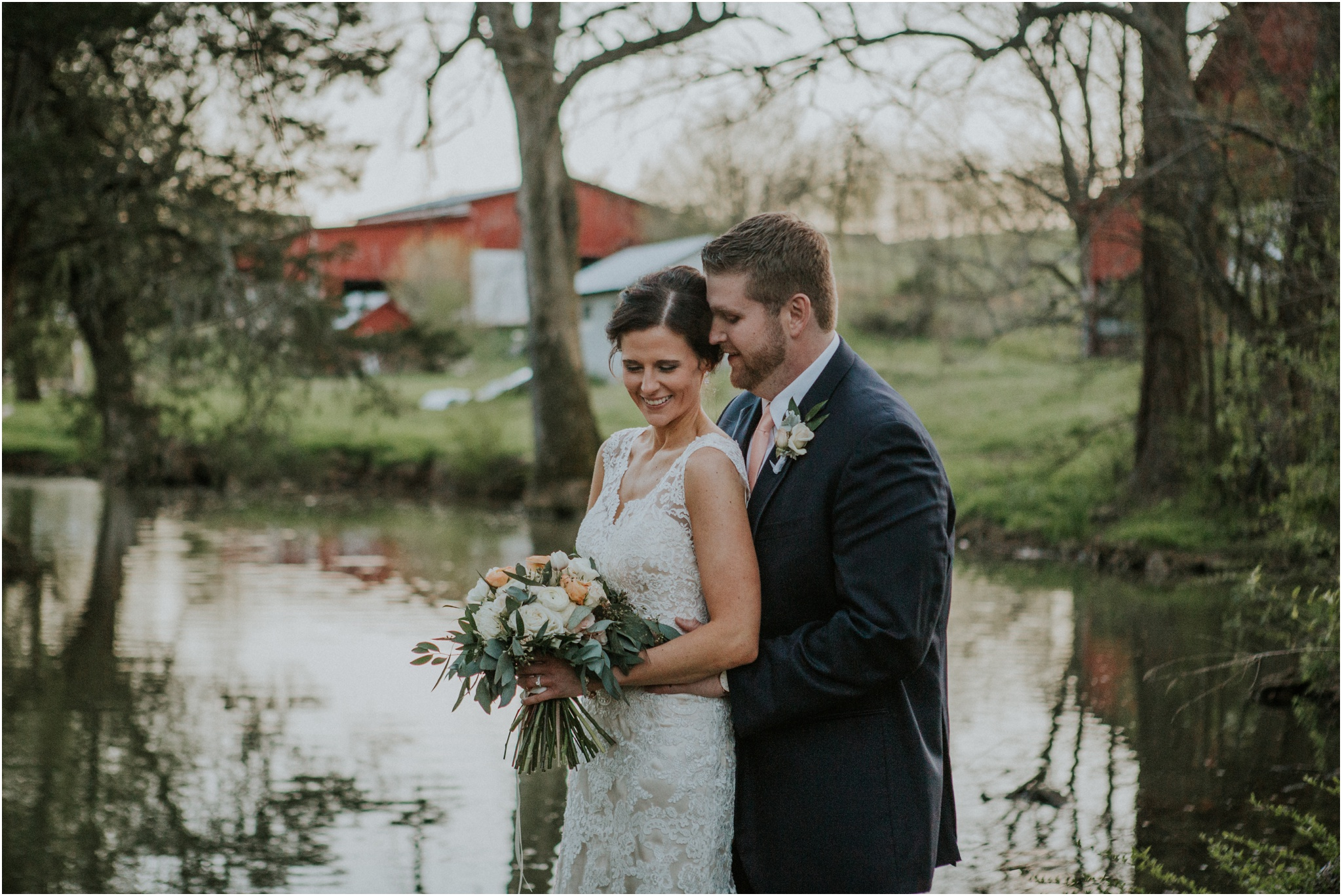 "Kayla & Aaron - ""Katy is amazing! She was so helpful from the moment that I booked her for our wedding. She gave me great vendor recommendations, she talked me through wedding timelines and helped me really relax because it was clear I could trust her judgement and experience. She was very personable and cared so much about our day, and was very responsive anytime I reached out with a question. I was so blown away by the pictures she captured. She really told the story of our day and captured every emotion so beautifully!Our first look was so special, and I credit her to taking such care of those sweet moments for us - and capturing it all in such a stunning way. She felt like a side-kick, friend, and photographer on our wedding day, and we couldn't have possibly been any happier with the outcome. I'll recommend her over and over again!"""