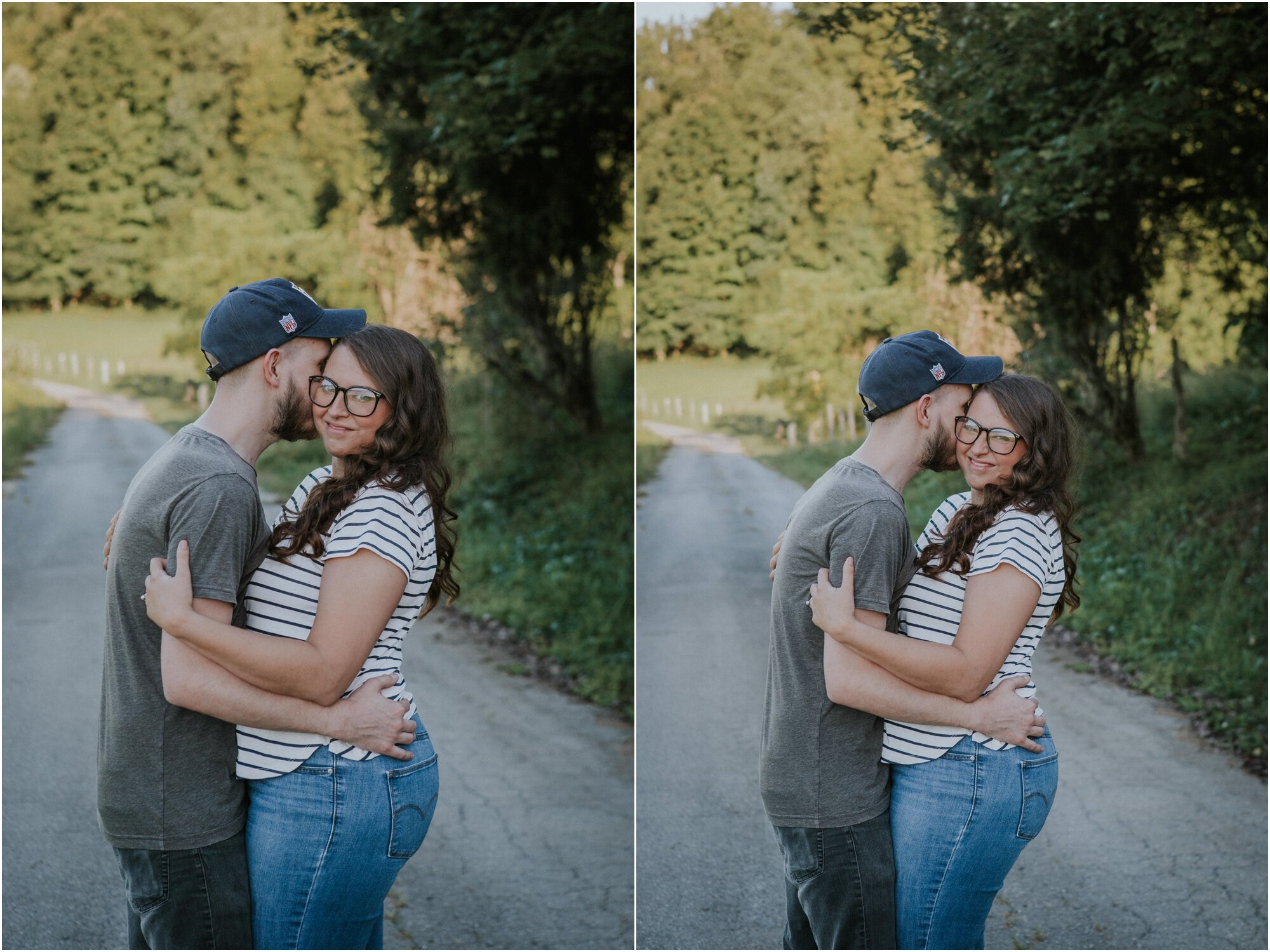 kingsport-tennessee-backyard-pond-bays-mountain-summer-engagement-session_0005.jpg