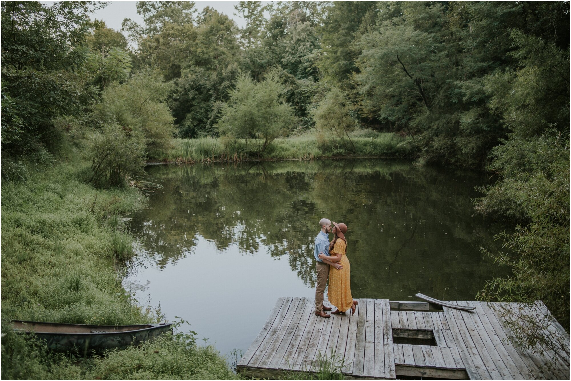 kingsport-tennessee-backyard-pond-bays-mountain-summer-engagement-session_0032.jpg