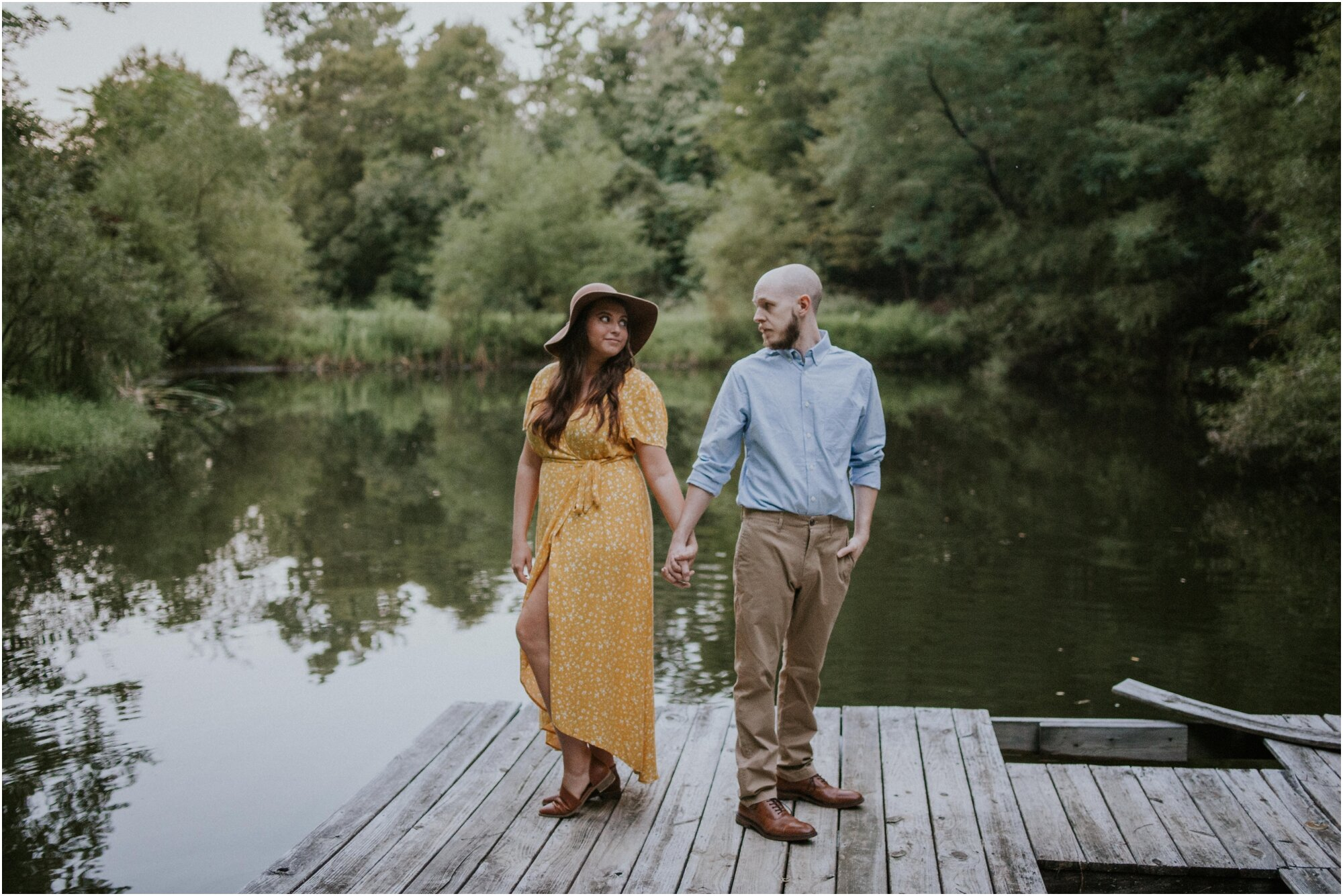 kingsport-tennessee-backyard-pond-bays-mountain-summer-engagement-session_0045.jpg