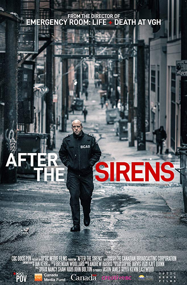 After the Sirens - poster