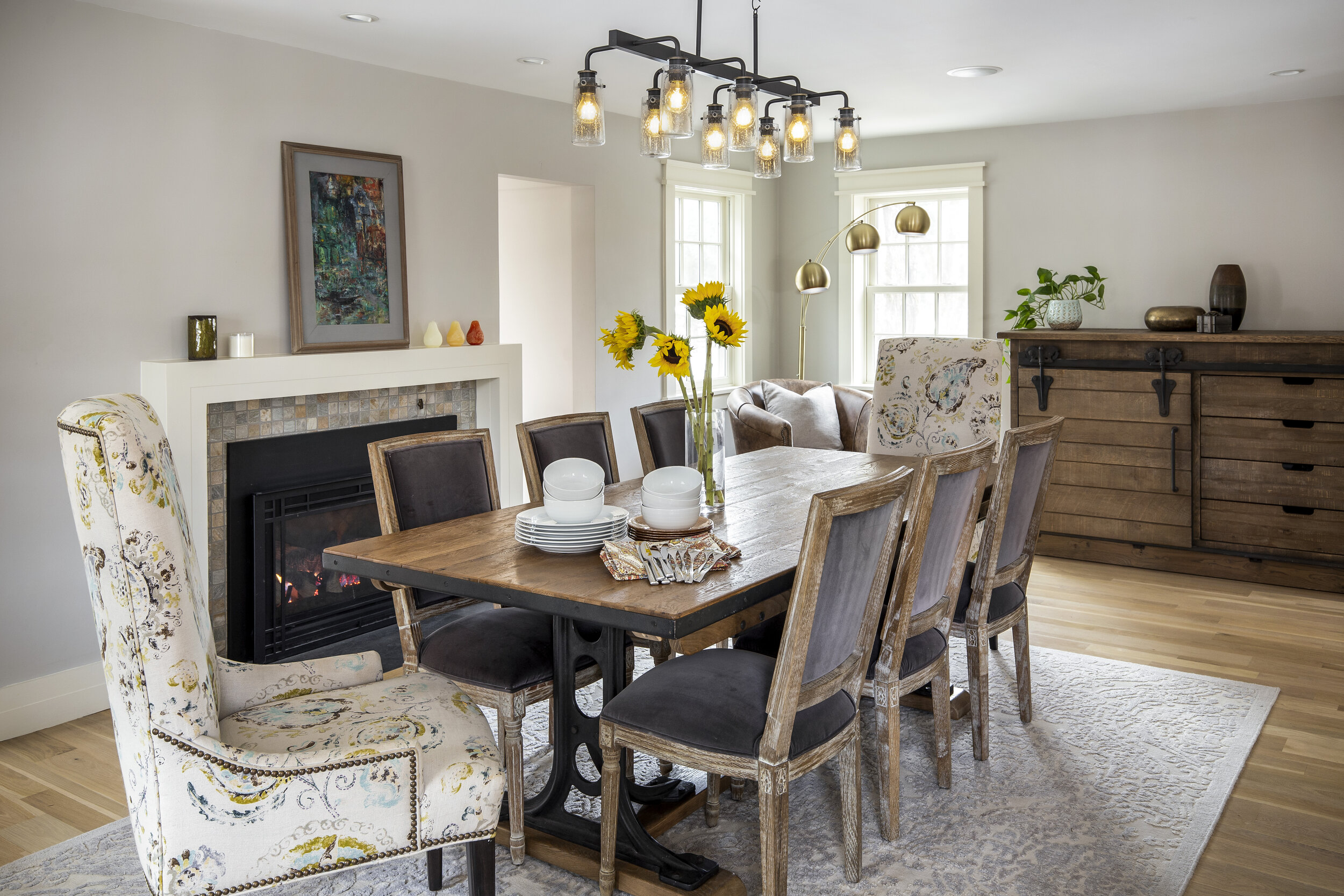 Casual Dining Options Vs The Formal Dining Room Kitchenvisions