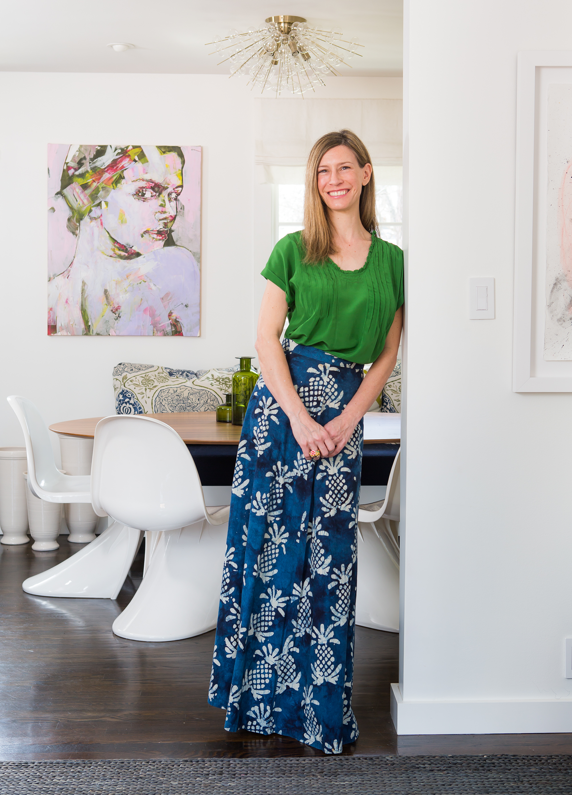 - since moving into interior design full time in 2014, beth was one of the 2014 atlanta homes & lifestyles bath of the year winners, designed two powder baths for the 2015 atlanta symphony orchestras show house and gardens, and designed the tasting area for chef digby stridiron for the 2016 kevin rathbun's ones to watch party for the atlanta food and wine festival. in 2017, she was named as one of modern luxury's the atlantan magazine